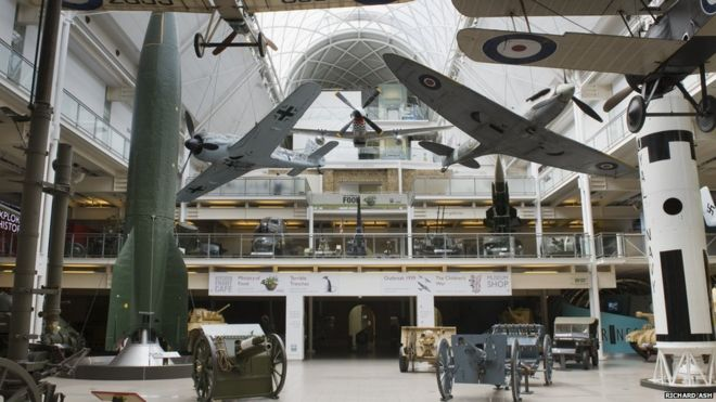 Imperial War Museum - Hull taxi service
